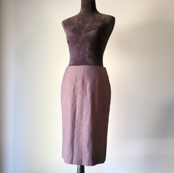 Escada Dresses & Skirts - NWOT ESCADA bronze pencil skirt